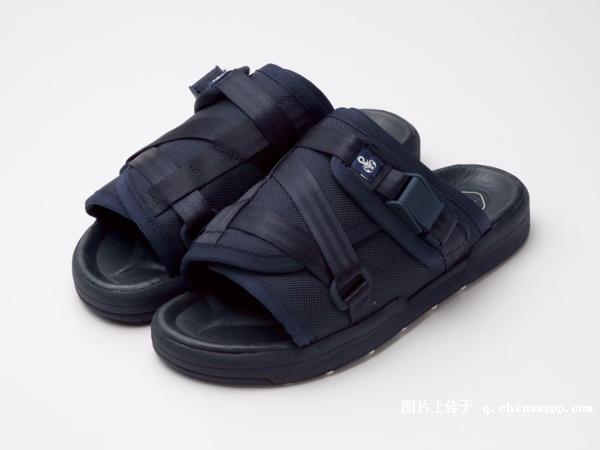 合设计 visvim拖鞋