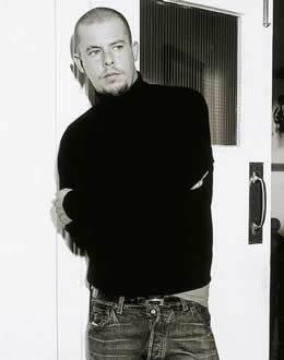 时尚界天才设计师Alexander McQueen