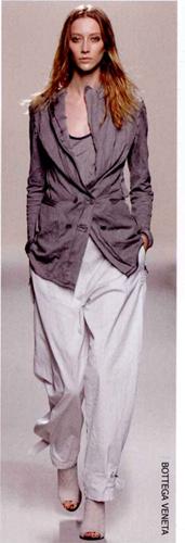 潮人服装休闲简约风格尽显轻松基调之连身外套